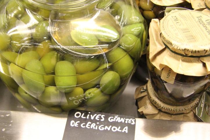 Gusto olives