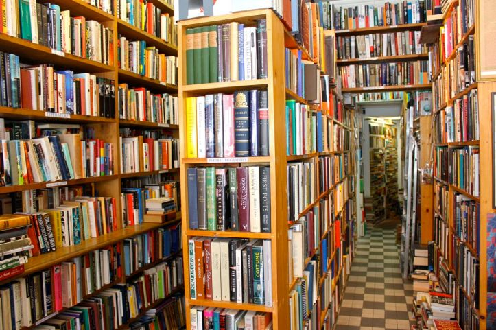San Francisco Books Company Paris 1