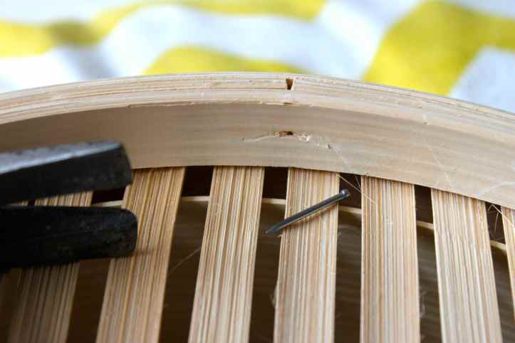 DIY etageres en paniers vapeur - DIY bamboo steamers 3