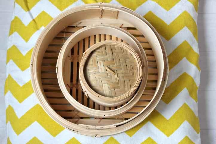 DIY etageres en paniers vapeur - DIY bamboo steamers 4