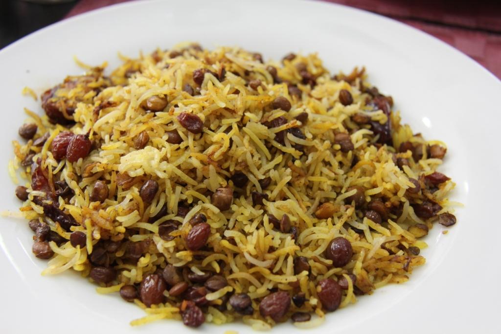 Balade Gastronomique Dans Le Petit Téhéran SO MANY PARIS - Cuisine iranienne