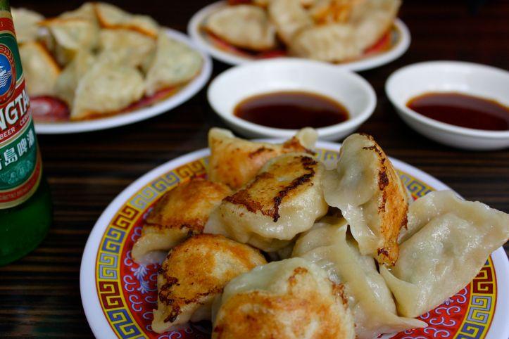 Les raviolis du Nord Est de la Chine