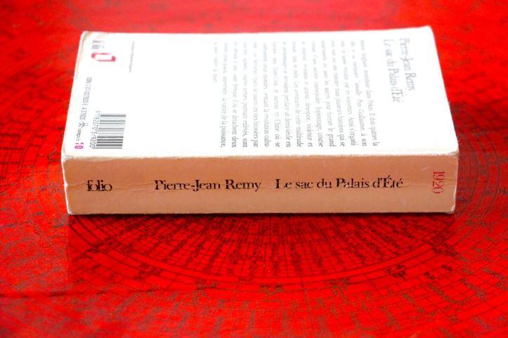 Livres Chine Lotus Bleu Sac du Palais d'ete2