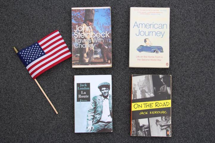 Livres roadtrip USA1