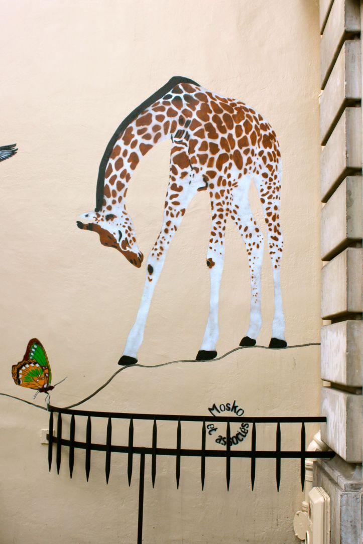 Safari urbain street art - Mosko et Associés1