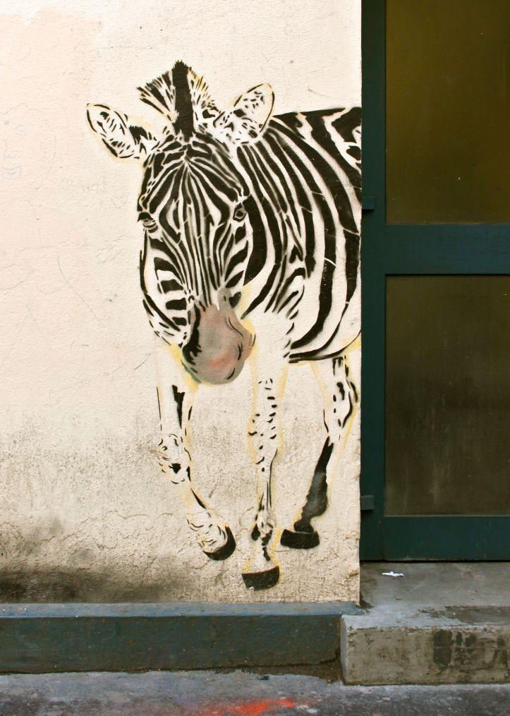 Safari urbain street art - Mosko et Associés