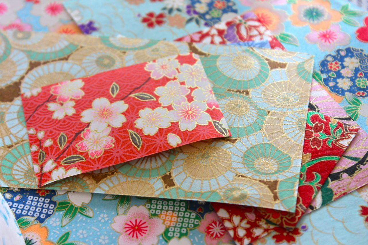 Papier de soie japonais