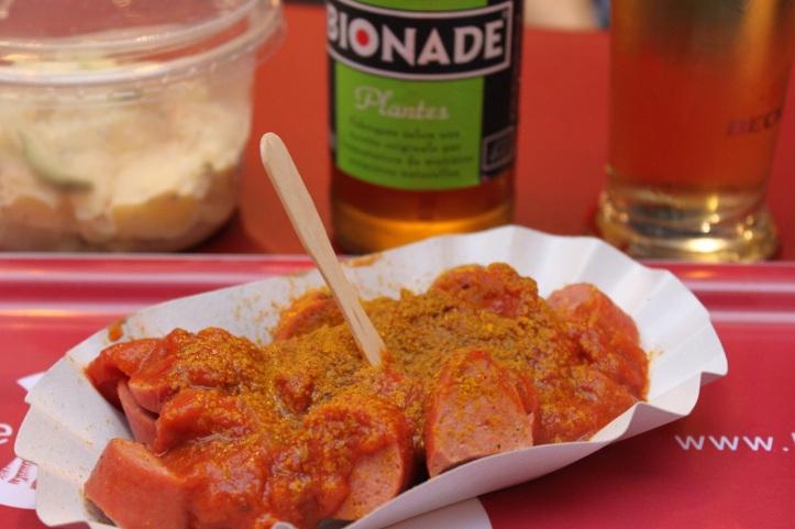 Le Stube Currywurst 1