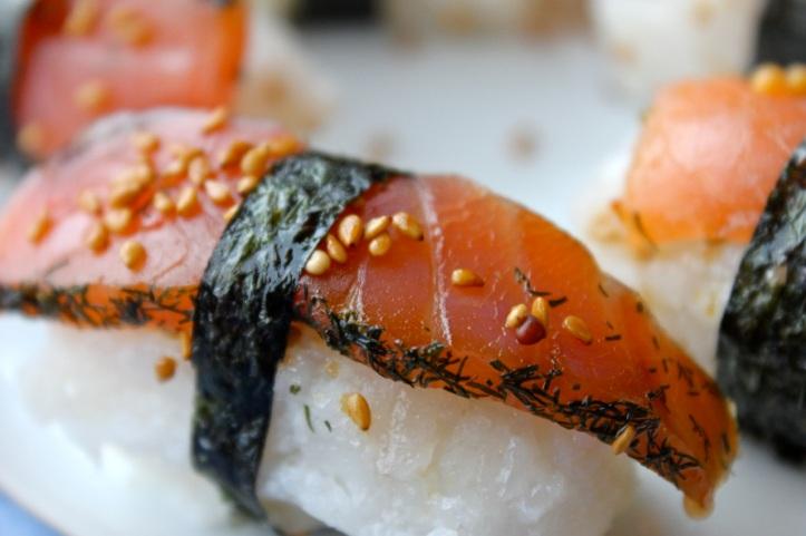 Recette de makis et sushis 5