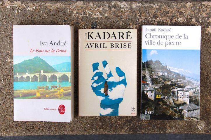 Livres Balkans Andric Kadaré1