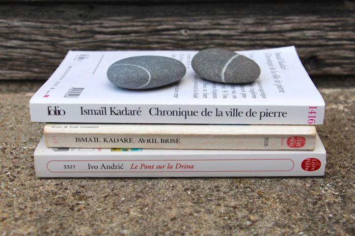 Livres Balkans Andric Kadaré5