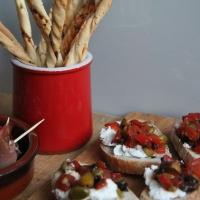 Trois recettes pour un apéro italien