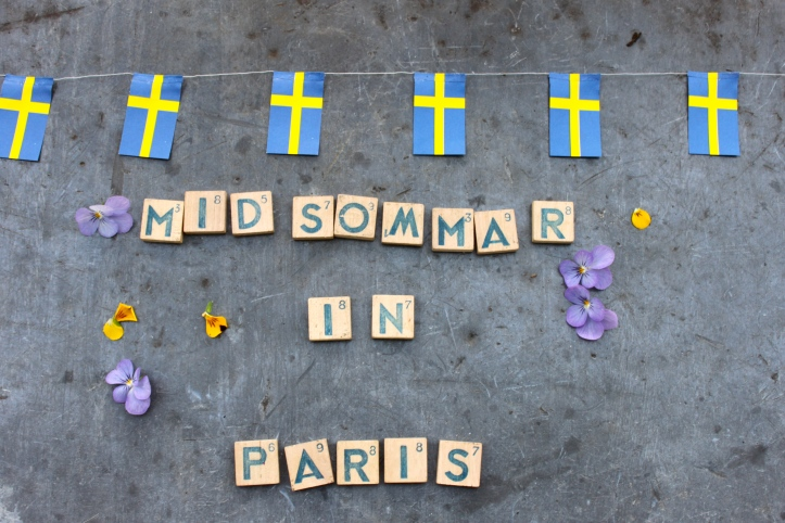 Midsommar in Paris