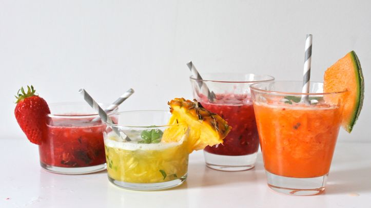 Les recettes de caipirinha - caipifruta de So many Paris