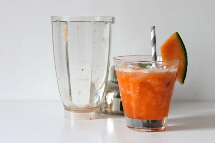 Recette caipirinha caipifruta melon baies roses 3