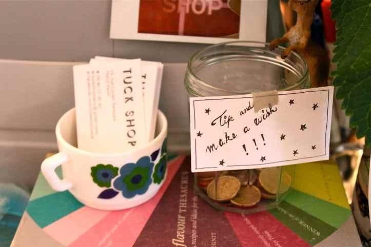 Tuck Shop, coffee shop australien à Paris 6