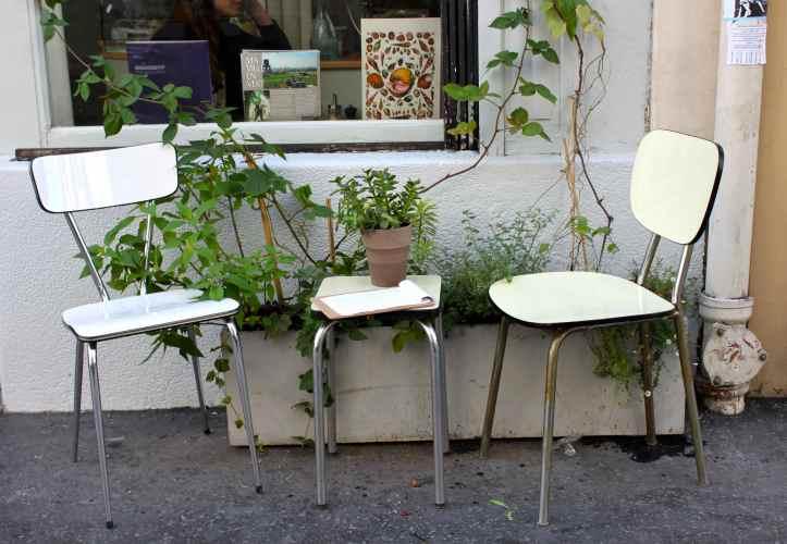 Tuck Shop, coffee shop australien à Paris 8