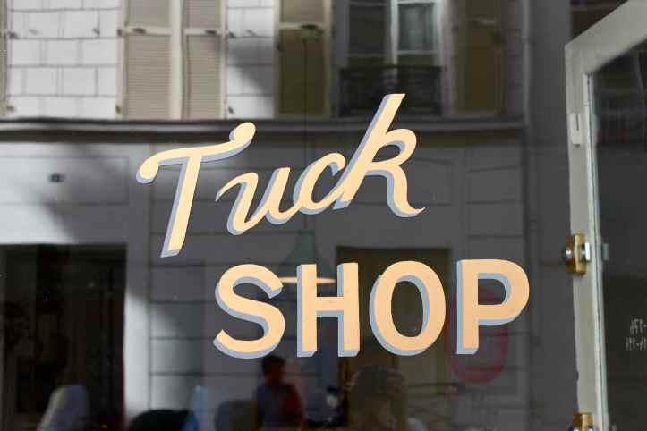 Tuck Shop, coffee shop australien à Paris 9