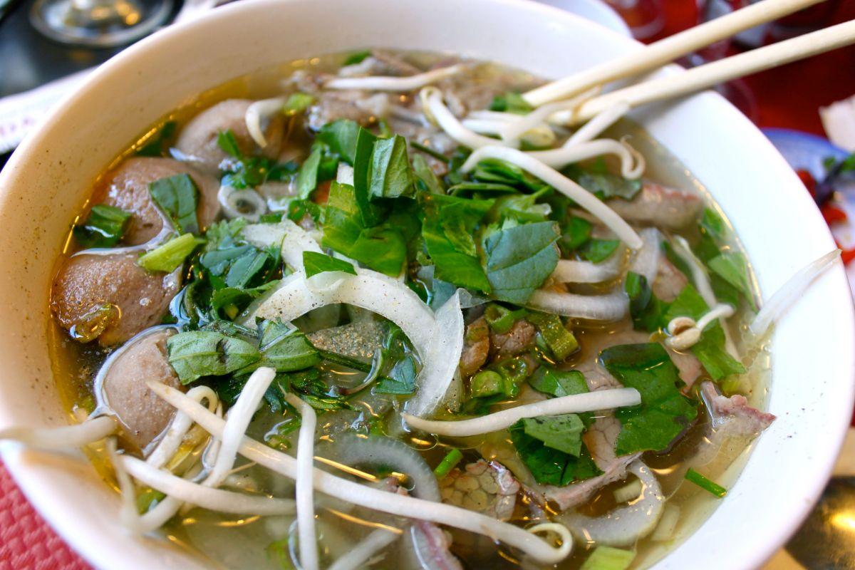 Le meilleur pho de Paris au Pho Bida Vietnam ?