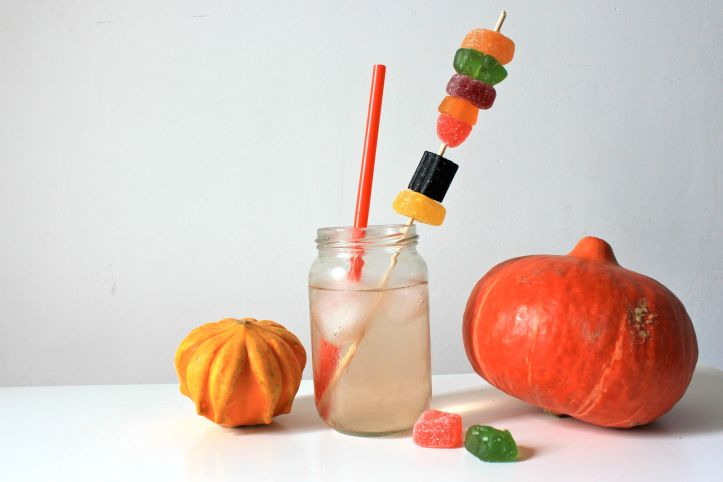 Cocktail d'Halloween