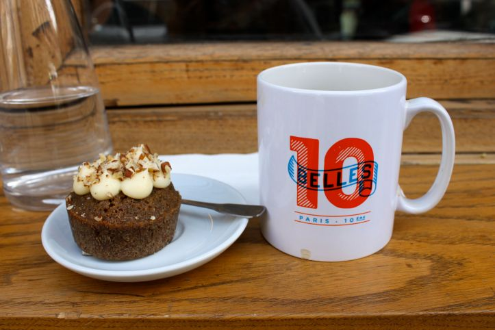 Ten Belles coffee shop