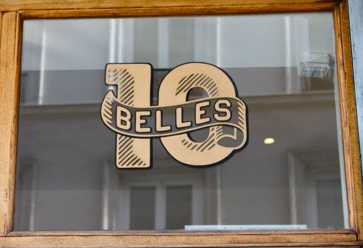 Ten Belles coffee shop 8