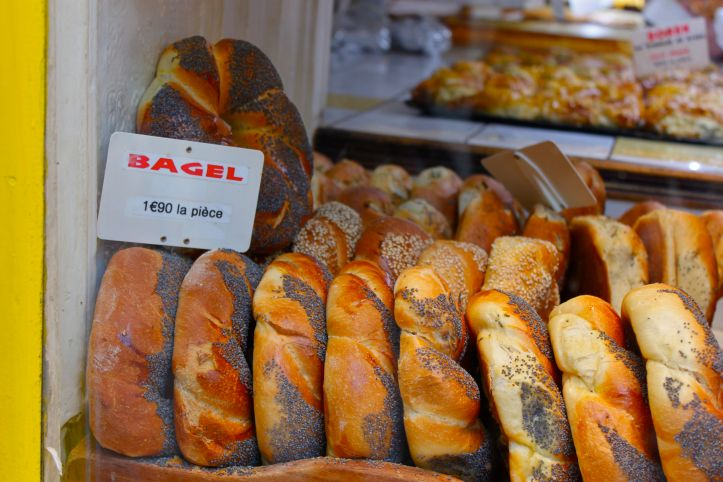 Boutique Jaune bagels