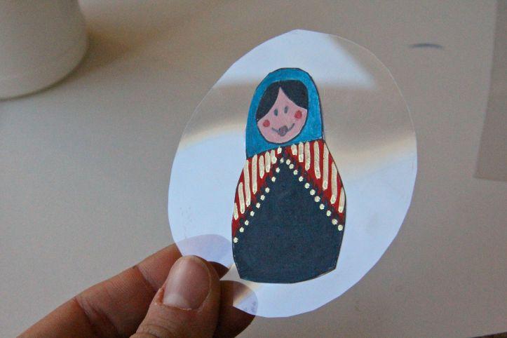 DIY Boules de Noël Poupées Russes14