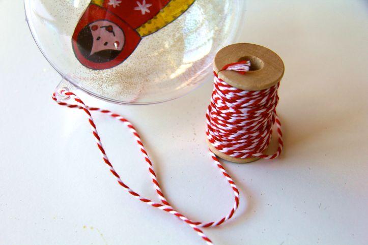 DIY Boules de Noël Poupées Russes18