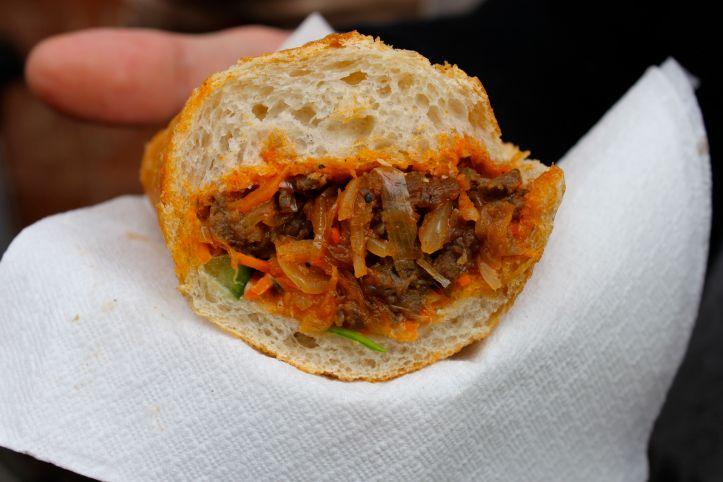 Banh mi - Saigon sandwich - Belleville - Paris 3
