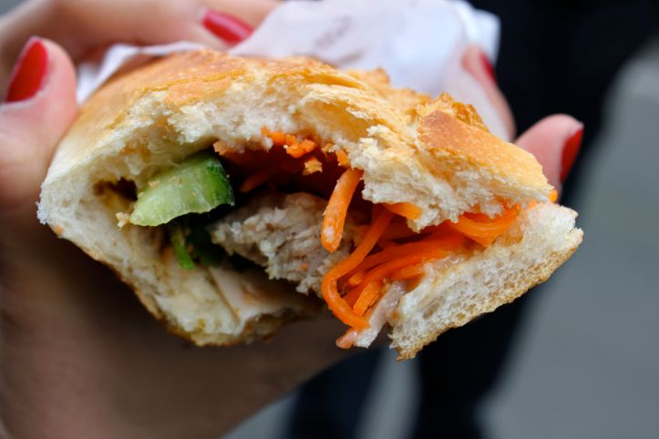 Banh mi - Saigon sandwich - Belleville - Paris 4