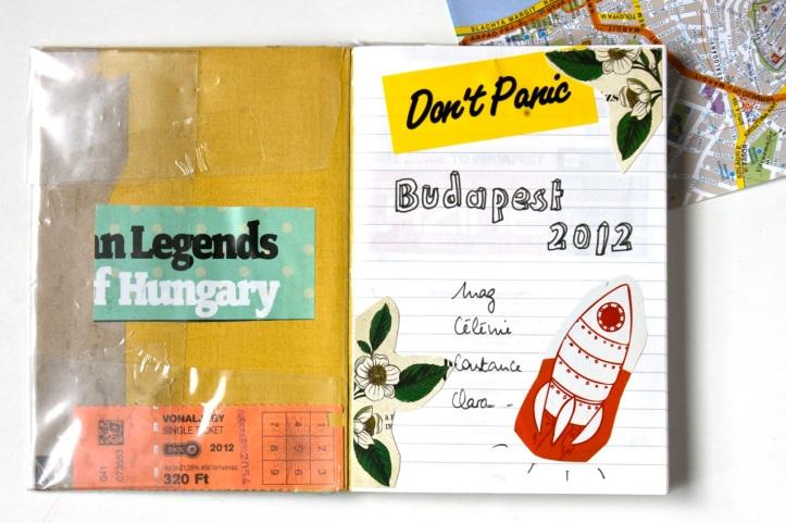 Carnet de voyage - Budapest 4
