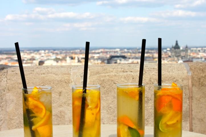 Cityguide Budapest - Limonade Halaszbastya Restaurant 1