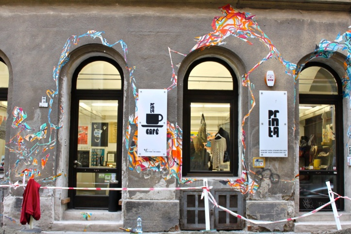 Cityguide Budapest - Printa design shop 1