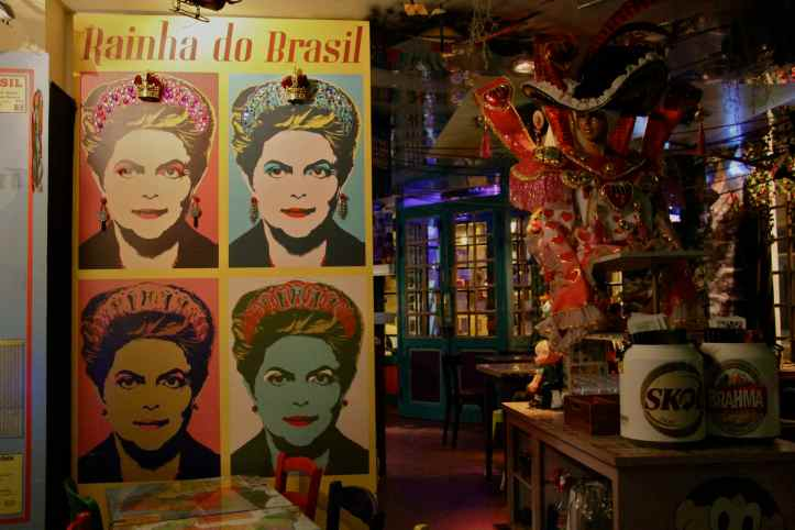 Gabriela, restaurant bresilien Paris 05