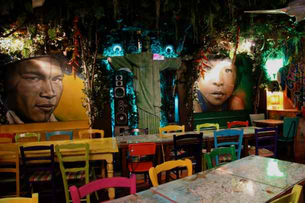 Restaurant Bresilien Gabriela Paris