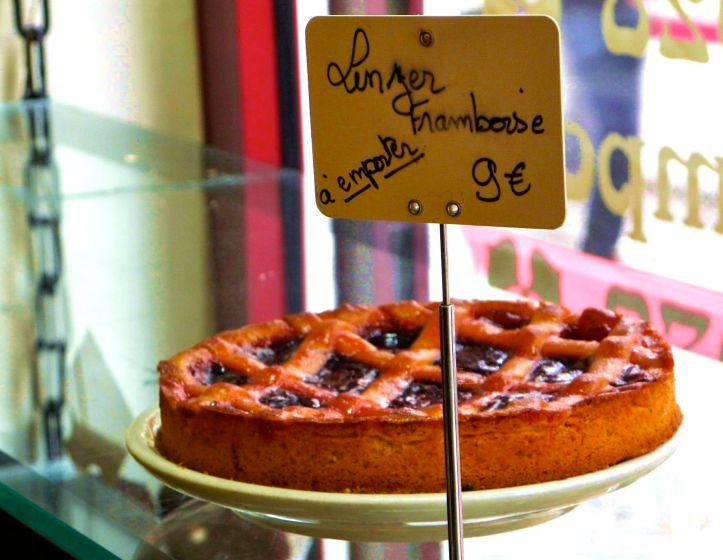 Pâtisserie viennoise Paris