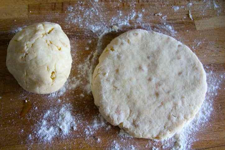 Recette ginger scones - scones au gingembre 02