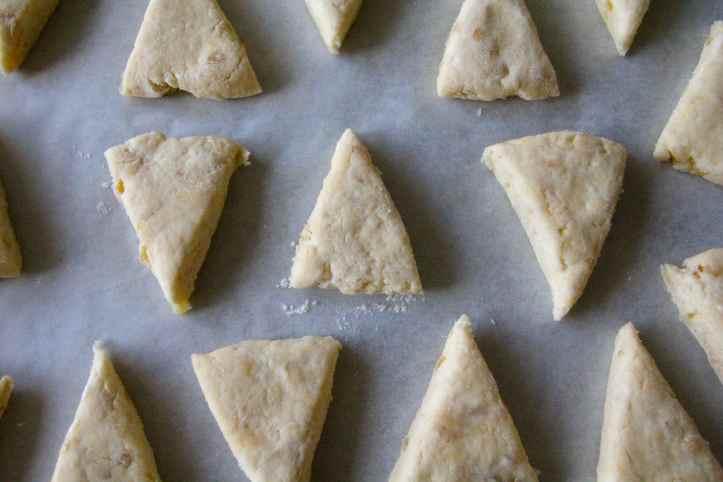 Recette ginger scones - scones au gingembre 04