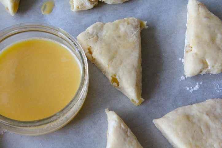 Recette ginger scones - scones au gingembre 05