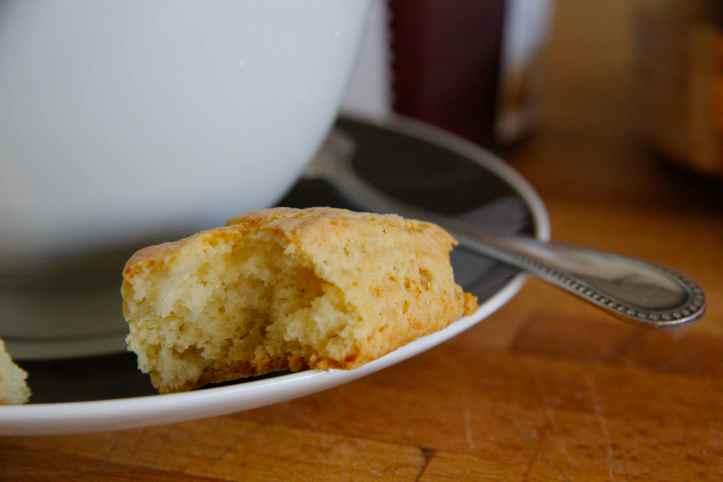 Recette ginger scones - scones au gingembre 10