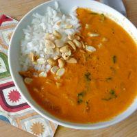 La recette ouest-africaine de la soupe aux cacahuètes