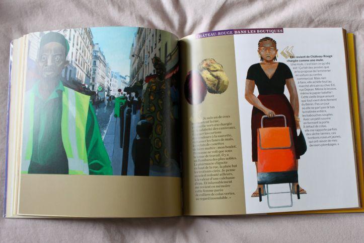 Les Carnets de l'Afrique à Paris - Livre 1
