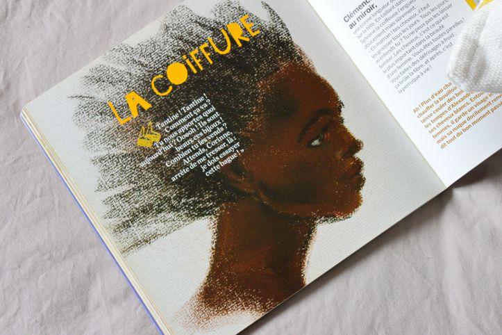 Livre - Les Carnets de l'Afrique a Paris  3