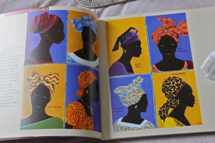 Livre - Les Carnets de l'Afrique a Paris  5