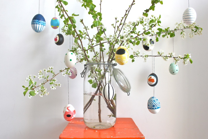 Arbre de Paques - Osterbaum - DIY - So many Paris 1