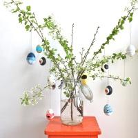 DIY : notre arbre de Pâques 2014 !