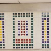 Paris - Lisbonne : des azulejos dans le métro parisien