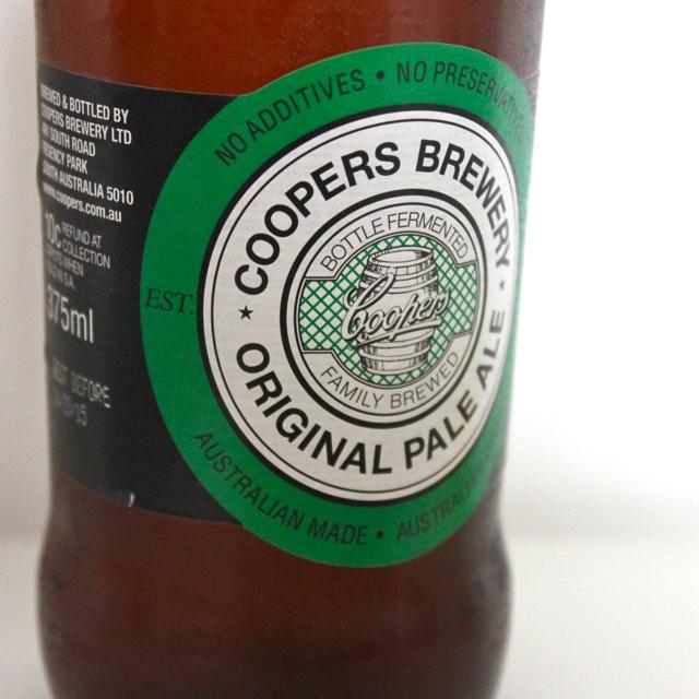 Apero australien - avocado toasts et Coopers Beer  2