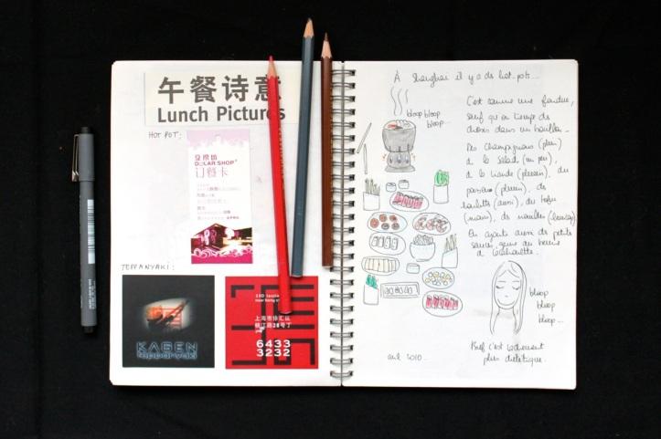Carnets de voyage - Shanghai 6